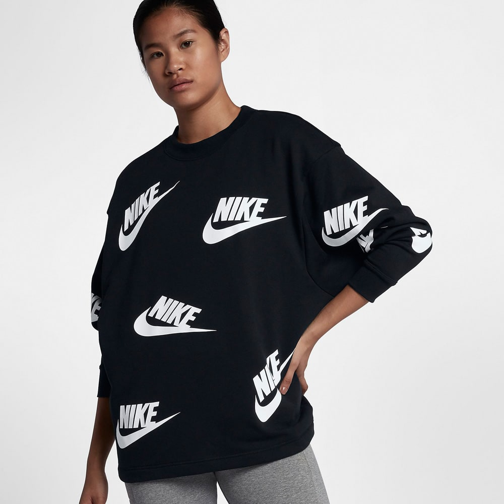 on feet images of incredible prices well known Nike Futura Crew Pullover 2018