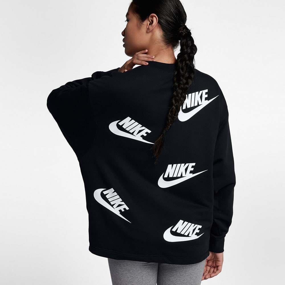 lace up in super cute online store Nike Futura Crew Pullover 2018
