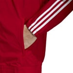 adidas Originals Superstar Windbreaker Herren-Jacke Power Red