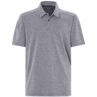 Oakley Aero Ellipse Polo Herren-Poloshirt Fathom Heather