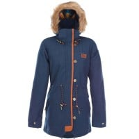 Picture Katniss Jacket Damen-Snowboardjacke Dark Blue