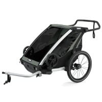 Thule Chariot Lite 2 Agave Black