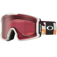 Oakley Line Miner Neon Orange Camo/Prizm Snow Rose