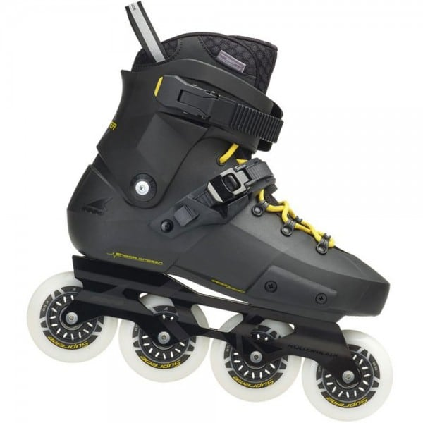 Rollerblade Twister Edge Anthracite Yellow