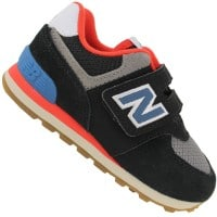 New Balance IV574SOV Black