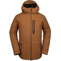 Volcom Deadlystones Insulated Jacket Caramel