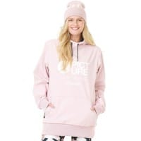 Picture Softshell Parker Pink