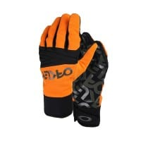 Oakley Factory Park Glove Bold Orange