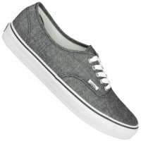 Vans Authentic Classic Chambray/Black