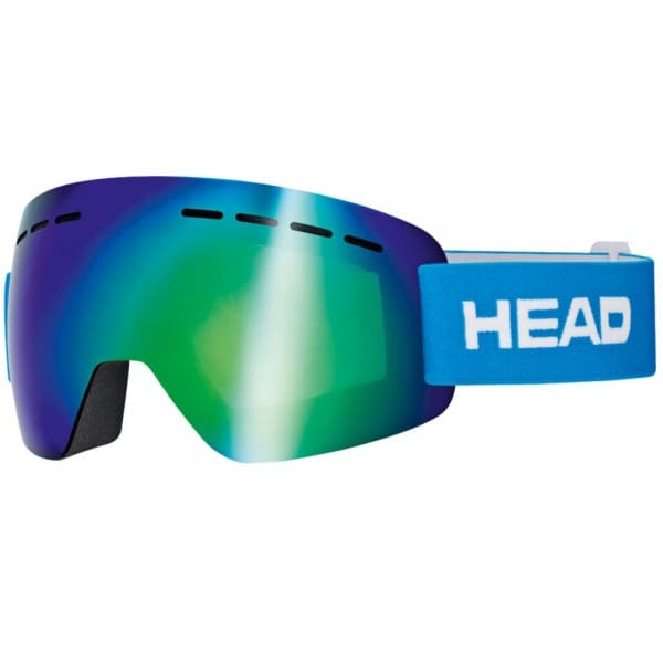 Head Solar FMR Blue/Smoke