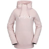 Volcom Costus Pullover Fleece Faded Pink