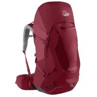 Lowe Alpine Manaslu Backpack Woman Raspberry