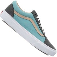 Vans Old Skool Textured Suede Pewter