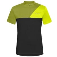 Vaude Tremalzo 4 Shirt Black/Green