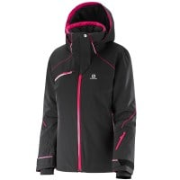 Salomon Speed Jacket W Damen-Skijacke Black