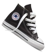 Converse All Star HI Kleinkind Chucks Black