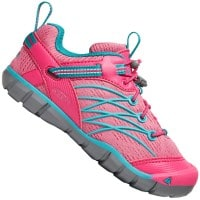 Keen Chandler CNX Youth - Bright Pink Lake Green