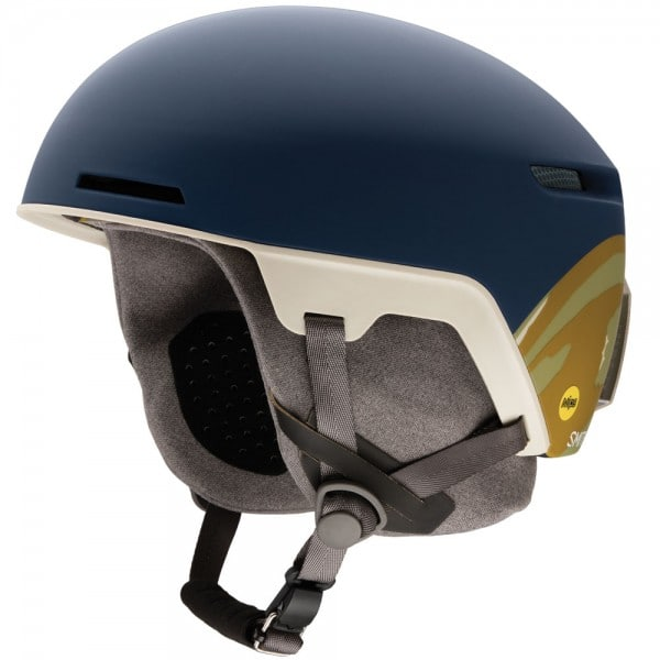 Smith Code MIPS Snowboardhelm Matte Navy Camo