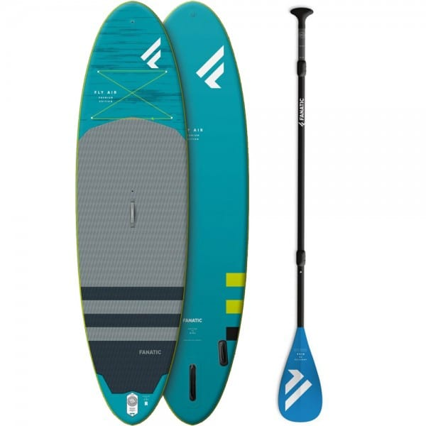 Fanatic Fly Air Premium/Pure Package 9 8 SUP Blue