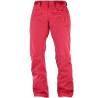Salomon Fantasy Pant Damen-Skihose Hibiscus Heather