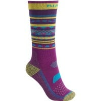 Burton Kids Performance Lightweight Sock Fuchsia
