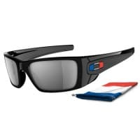 Oakley Fuel Cell WM Edition Frankreich Polished Black/Black Iridium
