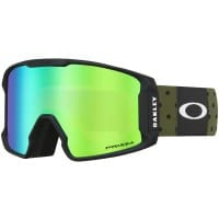 Oakley Line Miner Blockography Dark Brush Prizm Snow Jade Iridium