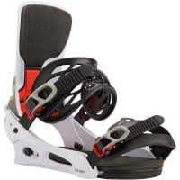 Burton Cartel X ReFlex 2021 - White/Black/Multi