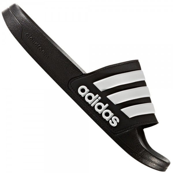 adidas Neo Adilette Shower Black/White