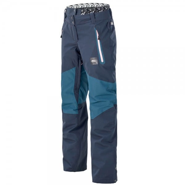 Picture Seen Pant Petrol Blue