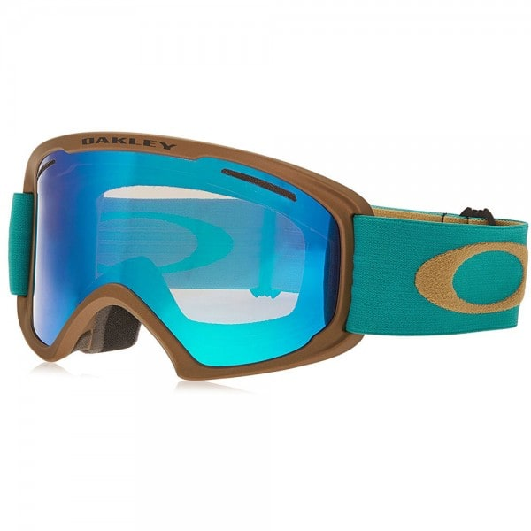 Oakley O2 XL Copper Aurora Blue/Black Ice Iridium
