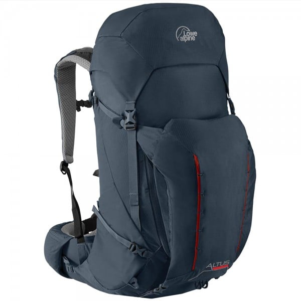 Lowe Alpine Altus Backpack Blue Night