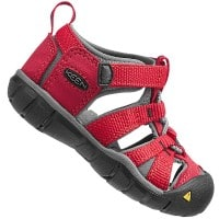 Keen Toddler Seacamp II CNX Sandalen Racing Red/Gargoyle
