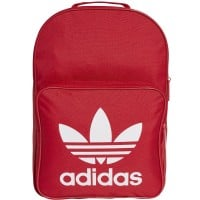 adidas Originals Classic Trefoil Backpack Rucksack Real Red