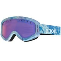Anon Tracker Junior Skibrille Frozen/Blue Amber 2016