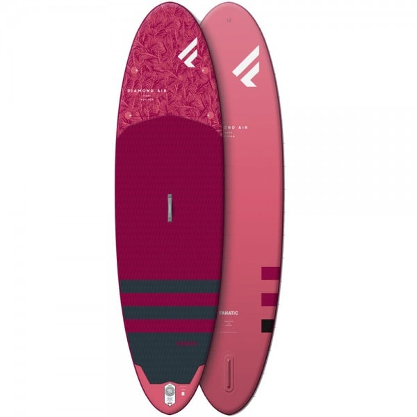 Fanatic Diamond Air 9 8 SUP Pink Feather