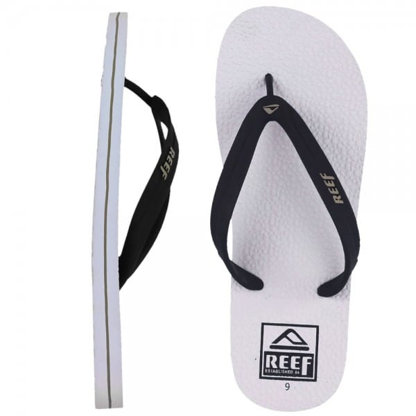 Reef Flip Playa Tobago Flop 1343WBK (White)
