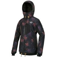 Picture Milk Jacket Damen-Snowboardjacke Flowers Print