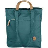 Fjaellraeven Totepack No1 Frost Green