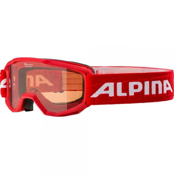 Alpina Piney Red/Orange SH