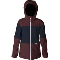 Ride Cuda Youth Jacket Kinder-Snowboardjacke Burgundy/Navy