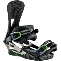 Nitro Machine Snowboardbindung 2020 - Black Carbon