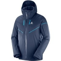 Salomon Stormrace Jacket Night Sky