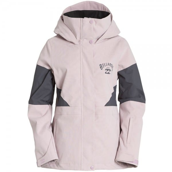 Billabong Say What Jacket Mauve