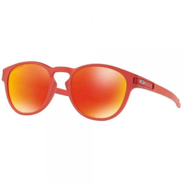 Oakley Latch Spectrum Collection IR Red/Prizm Ruby