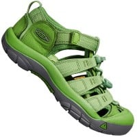 Keen Youth Newport H2 Kinder-Sandalen Fluorite Green