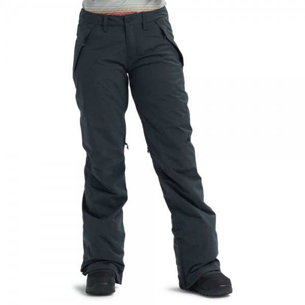 Burton Society Pant True Black Heather