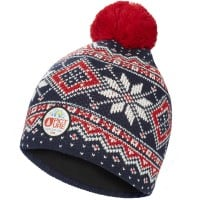Picture Sanford Beanie Dark Blue