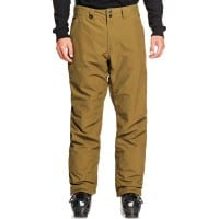 Quiksilver Estate Pant Military Olive