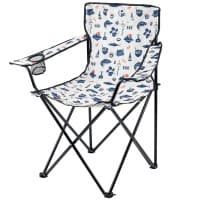 Picture Camping Chair Fooding